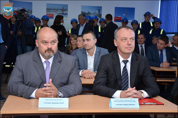 Cooperation of  NIS Company and Technical school – Excellent Example of Dual Education