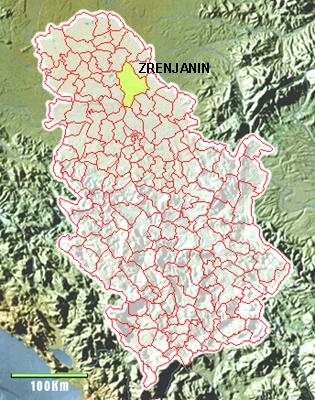 Teritorija Zrenjanin